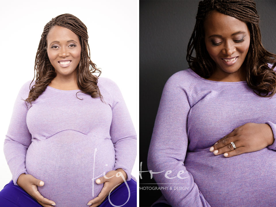 Keisha maternity session
